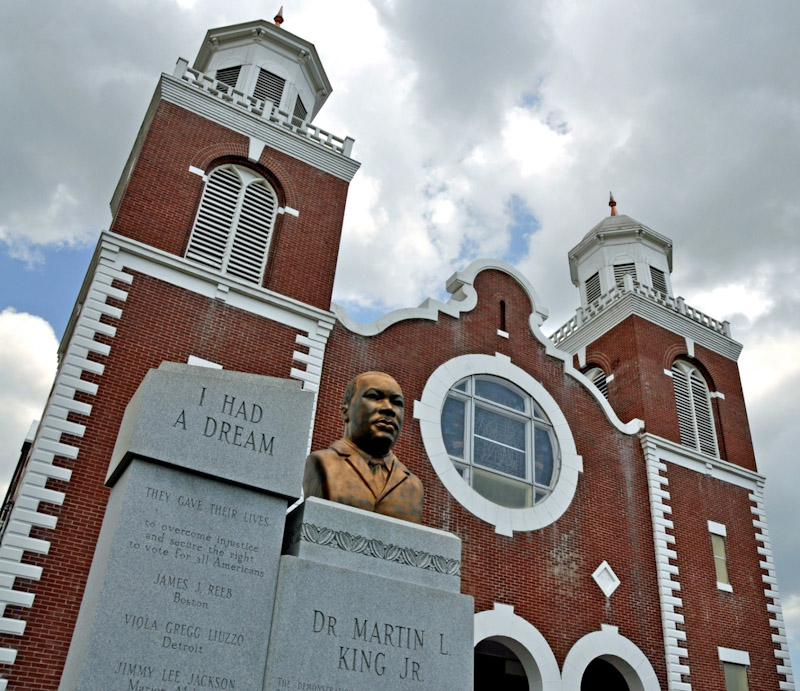 Brown Chapel, Selma, Alabama