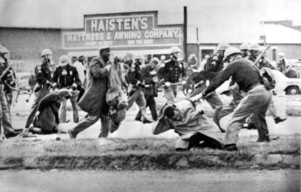 Bloody Sunday, New Way, John Lewis, Freedom Fighter, Something New, Nonviolence, Conflict Reconciliation