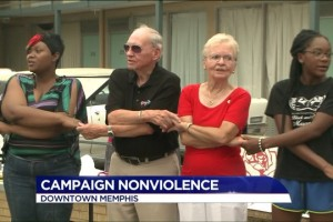 Nonviolence, Peace, Memphis, National Civil Rights Museum, Unity