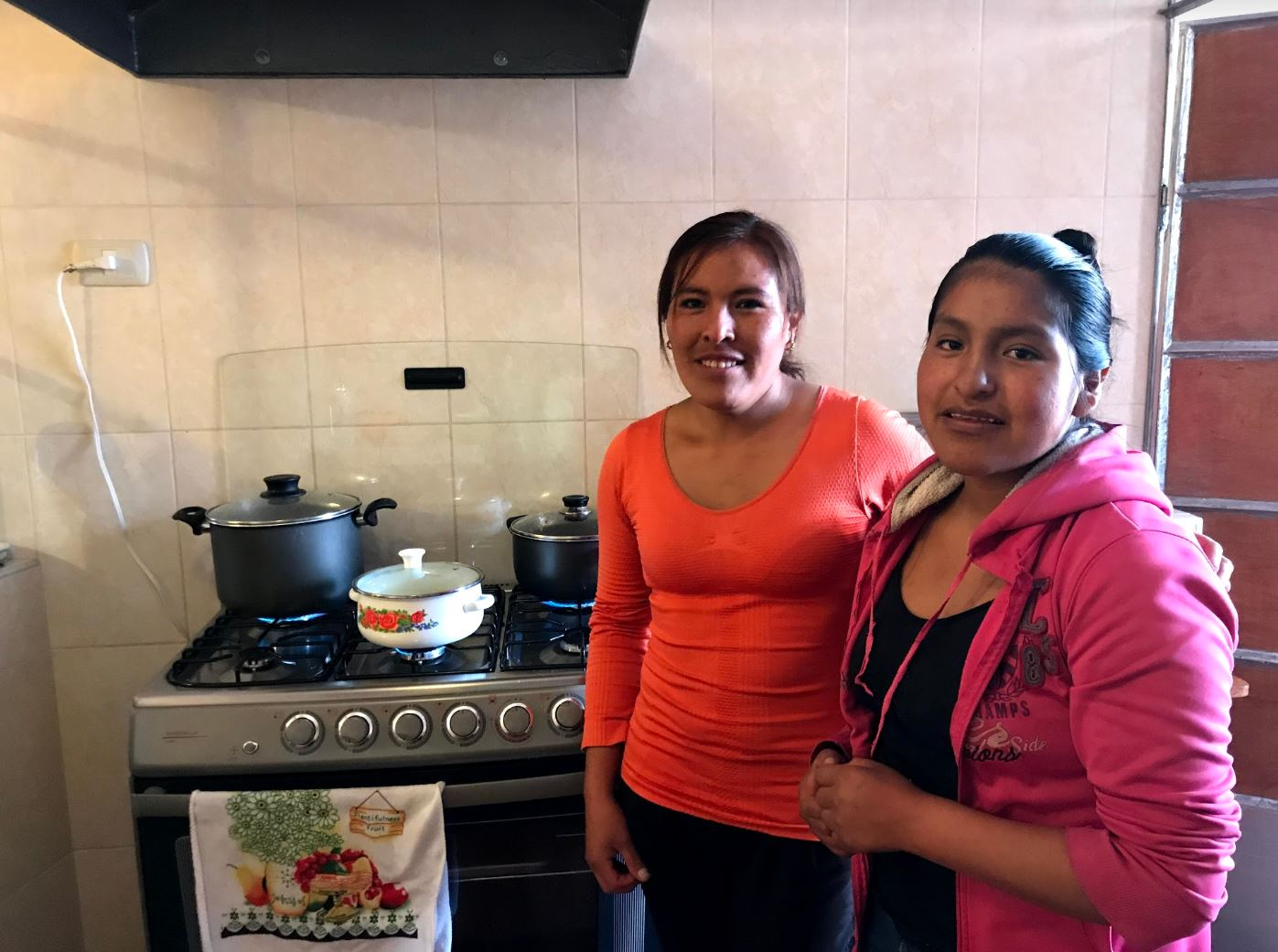 Something New, Nuevo Camino, New Path, Elena, Ruth Carina, Cusco, Peru, Women's Shelter