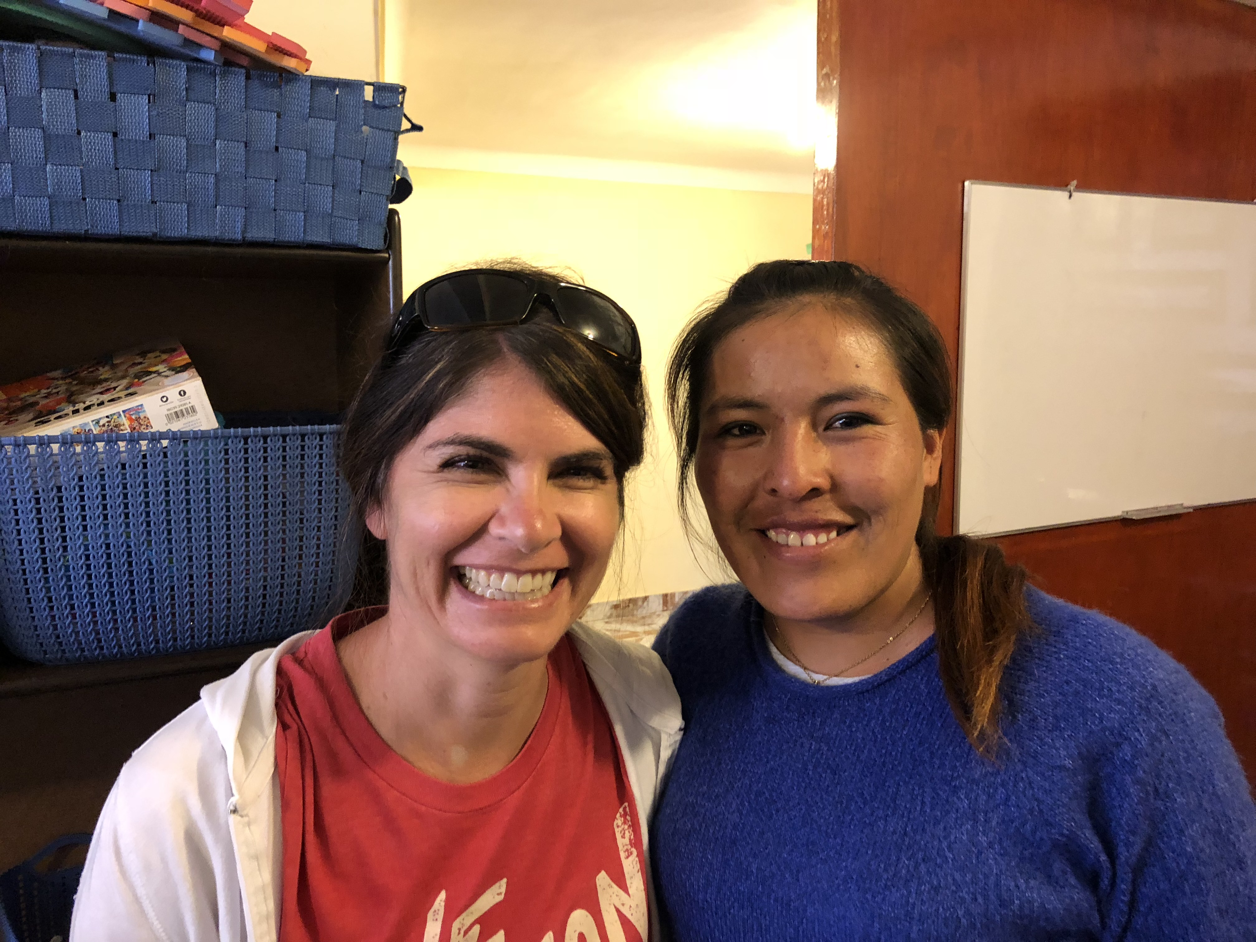 New Friends, Something New, Nuevo Camino, New Path, Women's Shelter, Village, Cusco, Peru, Cusco Peru